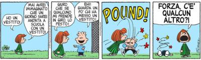 Peanuts 2018 gennaio 4
