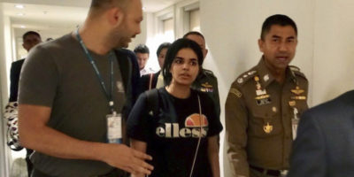 La storia della diciottenne saudita che si era chiusa in una stanza d'hotel a Bangkok
