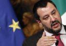 Il tribunale dei ministri ha chiesto l'autorizzazione a procedere contro Matteo Salvini