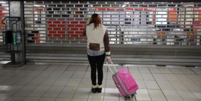 Lunedì 21 gennaio ci sarà uno sciopero dei trasporti in tutta Italia