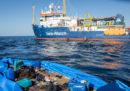 Il governo ha autorizzato l'entrata in acque territoriali italiane della nave Sea Watch 3 con a bordo 47 migranti, a causa delle cattive condizioni meteo