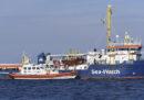 La nave Sea Watch 3 ha dovuto rimandare il suo viaggio verso Catania per via di un guasto