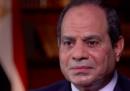 L'Egitto ha chiesto alla tv statunitense CBS di non trasmettere un'intervista al presidente egiziano Abdel Fattah al Sisi