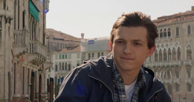 """Il trailer di """"Spider-Man: Far From Home"""", con Peter Parker a Venezia"""