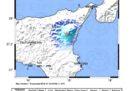 C'è stato un terremoto di magnitudo 3.5 vicino a Catania