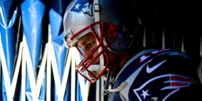Tom Brady non si può toccare