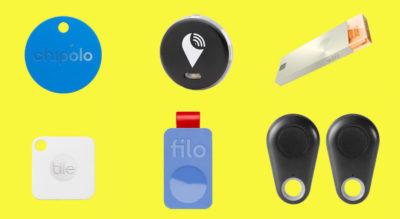 Abbiamo provato sei tracker Bluetooth