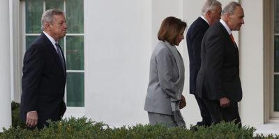 Trump ha abbandonato un incontro con i Democratici sullo shutdown