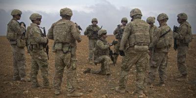Gli Stati Uniti hanno iniziato a ritirare i loro soldati dalla Siria, dice l'esercito americano