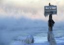 12 persone sono morte per il freddo e la neve negli Stati Uniti