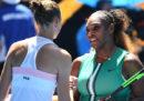 Serena Williams è stata eliminata dagli Australian Open