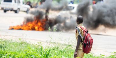 Cos'è successo in Zimbabwe
