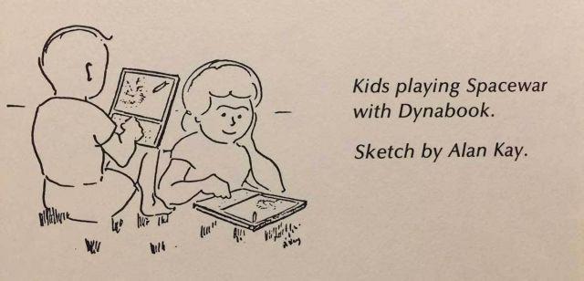 Alan Kay: Dynabook