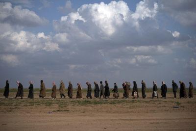Baghuz, Siria