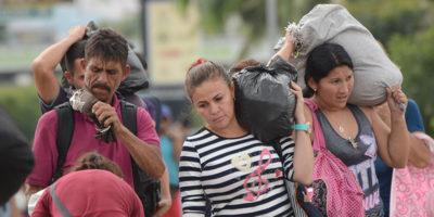 La Colombia sta facendo un gran lavoro con i migranti dal Venezuela