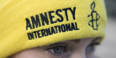 Amnesty International ha dei grossi problemi