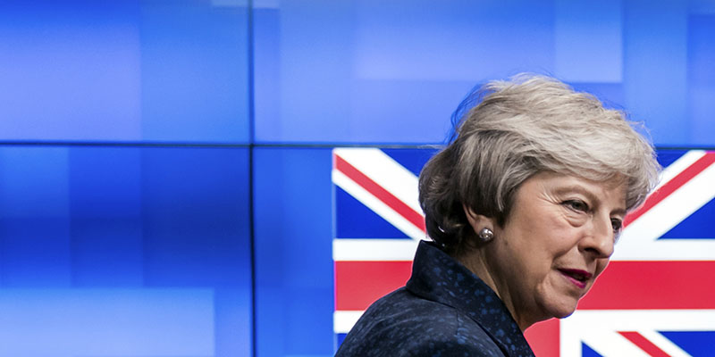 Brexit, passo indietro di Theresa May?