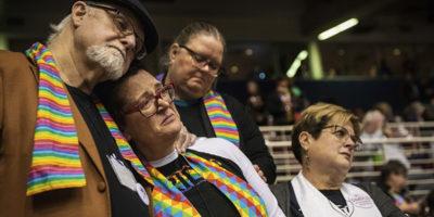 La Chiesa Metodista Unita ha ribadito di essere contro l'omosessualità
