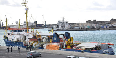 La Sea Watch 3 non potrà lasciare il porto di Catania