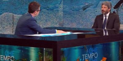 Roberto Fico dice che al posto di Salvini si farebbe processare
