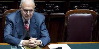 Paolo Savona sarà il nuovo presidente di Consob