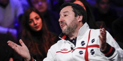 Salvini dice che non tornerà mai col vecchio centrodestra