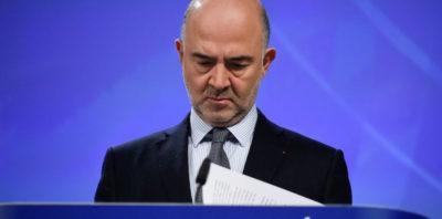 La Commissione Europea abbasserà le stime di crescita del PIL italiano dall'1,2 allo 0,2 per cento, scrive ANSA
