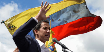 Mezza Europa ha riconosciuto Juan Guaidó come presidente del Venezuela