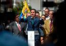 Juan Guaidó, leader dell'opposizione venezuelana, ha detto di provare «profondo sconcerto» per la decisione del governo italiano di non schierarsi nella crisi del Venezuela