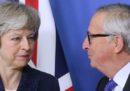 La visita di Theresa May a Bruxelles non ha cambiato niente