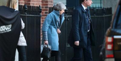 Theresa May ha subito un'altra brutta sconfitta in Parlamento su Brexit