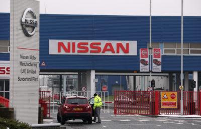 Brexit ultime notizie: la Nissan via da Sunderland