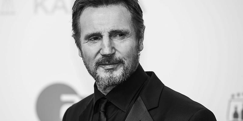 La confessione di Liam Neeson: