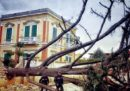 I danni del maltempo al Centro e al Sud Italia