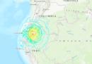 C'è stato un terremoto di magnitudo 7.5 in Ecuador