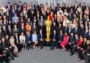 La foto di gruppo degli Oscar