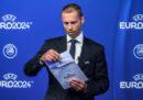 Lo sloveno Aleksander Čeferin è stato rieletto alla presidenza della UEFA