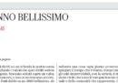 Il primo editoriale di Carlo Verdelli su Repubblica, programmatico
