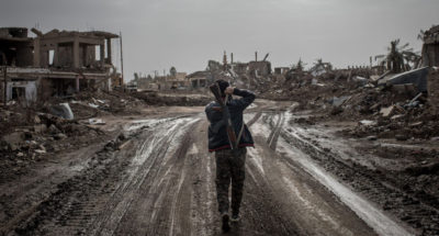 La fine dell'ISIS in Siria, fotografata