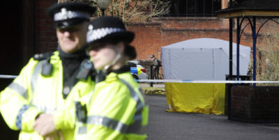È stato identificato un terzo sospettato per l'avvelenamento di Sergei Skripal