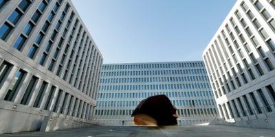 Le foto del nuovo quartier generale dell'agenzia di intelligence tedesca