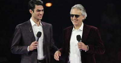 Chi è e cosa fa Matteo Bocelli, figlio di Andrea Bocelli