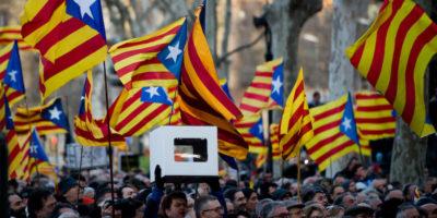 Inizia il processo agli indipendentisti catalani