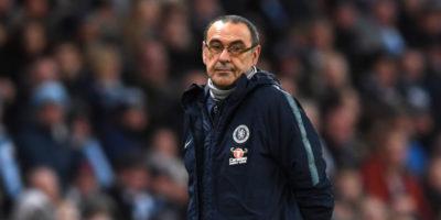 Il Chelsea di Sarri va malissimo