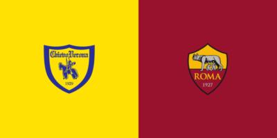 Chievo-Roma in streaming e in TV