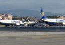 L'aeroporto di Roma-Ciampino è stato in parte riaperto dopo l'evacuazione per un principio di incendio