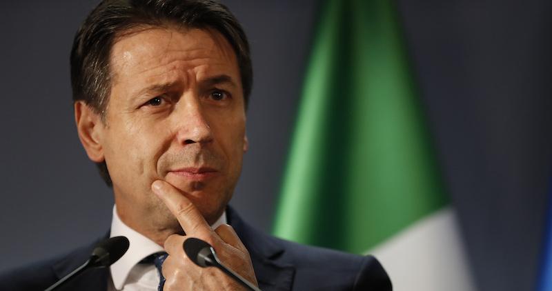 Dove guardare il discorso di giuseppe conte al parlamento for Dove si riunisce il parlamento italiano
