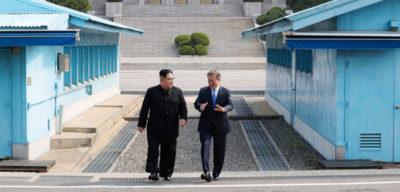 Corea del Sud e Corea del Nord stanno pensando di candidarsi insieme per ospitare le Olimpiadi del 2032