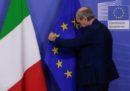 La Commissione Europea ha abbassato le stime di crescita dell'Italia