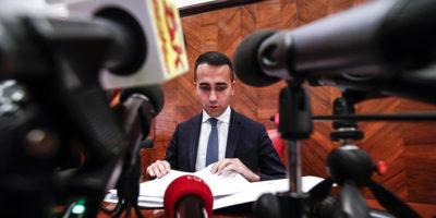 Luigi Di Maio ha detto che la Francia ha una «tradizione democratica millenaria»